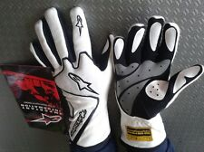 GUANTI AUTO OMOLOGATI FIA ALPINESTARS RACE GLOVES FIA TECH 1 RACING RALLY GLOVES