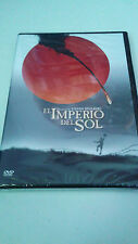 """DVD """"EL IMPERIO DEL SOL"""" PRECINTADA SEALED STEVEN SPIELBERG CHRISTIAN BALE"""