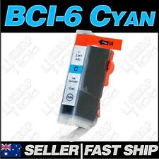 1x Cyan Ink for Canon BCI-3eC 6C MPC600F S400/SP S450 S520 S530D S600 S750 S4500
