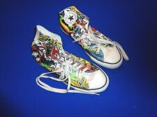 Converse All Star Chuck Taylor DC 75 Superman Hi Top Men's Sz 7