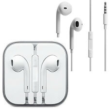 New original OEM For Apple Earpods Earphone Headphone w/ Remote & Mic