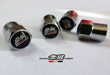 Honda Mugen Power Roue Valve poussière Caps. CIVIC INTEGRA PRELUDE ACCORD Type R