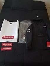 Supreme The North Face Steep Tech Jacket Black Brand New Size L NWT Large SS16