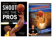 Basketball Shooting Instructional Book and DVD - Free Shipping