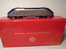 BACHMANN #83012 HO SCALE AMTRAK ACELA HHP-8 LOCO WITH DCC NEW IN BOX