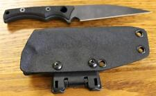 Medford SUK Slender Utility Knife Fixed Blade D2 Black Oxide Blade & G10 Handle