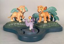 WDCC Lion King Figurines - No One Saying 'See Here!' FULL SCENE Disney LE COA