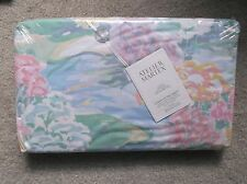 NEW Atelier Martex Claude Monet Giverny Water Lilies Queen Fitted Sheet