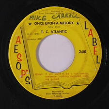 T.C. ATLANTIC: Once Upon A Melody / I Love You So, Little Girl 45 (name wol) Ro