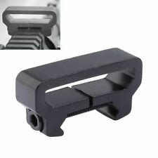 """Tactical AR 1.25""""Sling Attachment Dovetail Mount Adapter fit 20mm Picatinny Rail"""