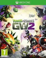 Plants vs Zombies Garden Warfare 2 for Xbox One X1 NEW & SEALED