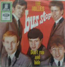 "7"" 1966 BEAT RARE ! THE HOLLIES : Bus Stop // VG+? \"