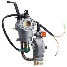 Dual Fuel LPG Coversion Kit Manual Carburetor For Honda Gx390 Motors 13HP 188F