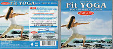 DVD Fit Yoga Pour Perdre du Poids & CD Relaxation.  BRAND NEW at MusicaMonette