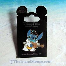 Disney Hawaii Aulani Stitch as Elvis Pin (NK:38770)