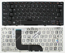 DELL VOSTRO 3360 INSPIRON 14Z-5423 KEYBOARD UK  WITH FRAME 0RWX2J 0V4467 F182