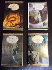 Trilogía El Señor De Los Anillos y El Hobbit de J. R. R. Tolkien