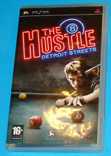 The Hustle - Detroit Streets - Sony PSP - PAL