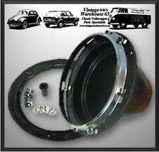 "Vintage Warehouse65 7"" Sealed Beam Halogen Conversion Headlight Bowl & Fittings"