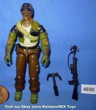1985 ALPINE Mountain Trooper GI Joe 3 3/4 inch Figure