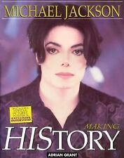 Michael Jackson: Making History-ExLibrary
