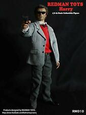 """1/6 Scale  12"""" Redman Toys Inspector Harry RM010 MIB in Hand"""