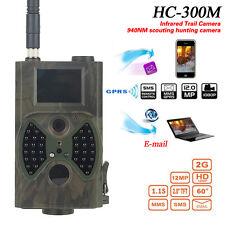 HC-300M Caméra de Chasse GPRS MMS E-Mail pour Observation Animaux Surveiller