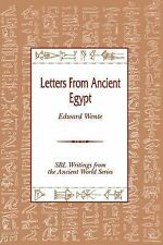 Writings from the Ancient World Ser.: Letters from Ancient Egypt 1 by Edward...