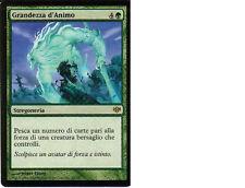 MAGIC MTG - GRANDEZZA D'ANIMO - ORO -  IN ITALIANO