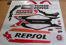 MONTESA 4RT 2014 Style Works Repsol Decal Set Completo
