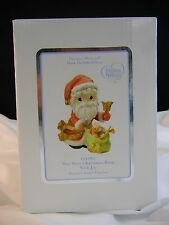 Precious Moments - May Your Christmas Ring With Joy - Figurine - 101067 - NIB