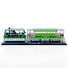 1/87 Atlas Tram Model G 3/3 (SLM) 1984 Diecast Car Model Truck Bus Figure Gift