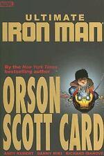 Ultimate Iron Man, Vol. 1 (v. 1), BISAC Test, Superheroes, General, Marvel, Hard
