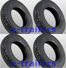 165 R13 C 165x13 8ply 96/94N COMPASS TRAILER TYRE HORSEBOX -710kg RATING x 4