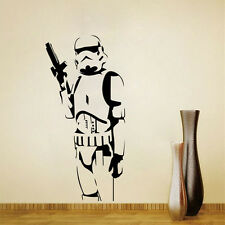 Star Wars Stormtrooper Wall Sticker Vinyl Art Decals Living Room Decor DIY Mural