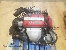 JDM 97-01 Honda Accord Euro R Prelude H22A 2.2L Type S Engine 5 Speed LSD M/T