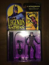 KENNER LEGENDS OF BATMAN  CATWOMAN WITH QUICK CLIMB CLAW Ships In Bubble Mailer