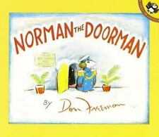 Norman the Doorman (Picture Puffin Books)-ExLibrary