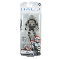 McFarlane Toys Action Figure - Halo 4 Series 3 - COMMANDER PALMER - New