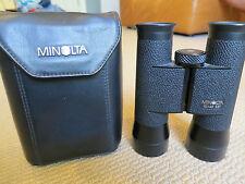 Minolta Mariner Binoculars J-B35 10x40 - Leitz Trinovid Design WR