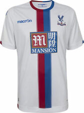 Crystal palace football shirt xl adulte blanc soccer jersey maglia camiesta