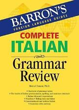 COMPLETE ITALIAN GRAMMAR REVIEW, , , Very Good, 1980-01-01,