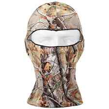Camo Real Tree Hood Hunting Hat camouflage Balaclava Snood Head Cover UK