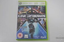 CRACKDOWN - Xbox 360 Game - Microsoft - PAL - Boxed & Complete