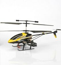 "Haktoys HAK448 4 Channel 15"" Gyroscope RC Helicopter w/ LED Lights - Two Colors"