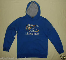 Leinster Rugby / CANTERBURY - JUNIOR hooded Top / Sweatshirt (Hoodie). 14YRS
