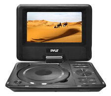 "NEW Pyle 9"" Widescreen Portable Monitor w/Built-In DVD  MP3  MP4 Players  USBSD"