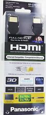 Panasonic RP-CHES30 9.8 F High Speed HDMI Cable 10.2 Gbps 4K 2K 3D Full HD 1080P