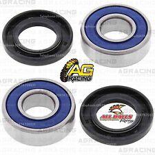 All Balls Front Wheel Bearings & Seals Kit For Yamaha YZ 490 1984-1990 84-90