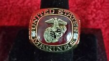 US Marine Corps Rings, USMC and Navy, Army, Air Force, National Guard Rings 1